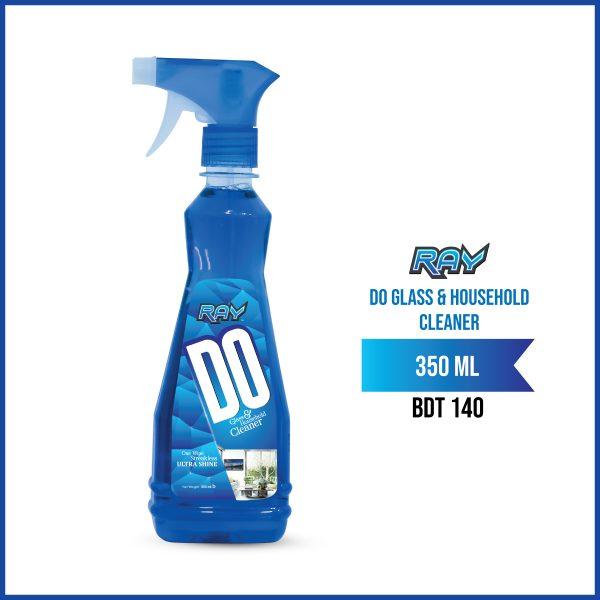 10_Ray DO Glass Cleaner (Gun)_350 ml