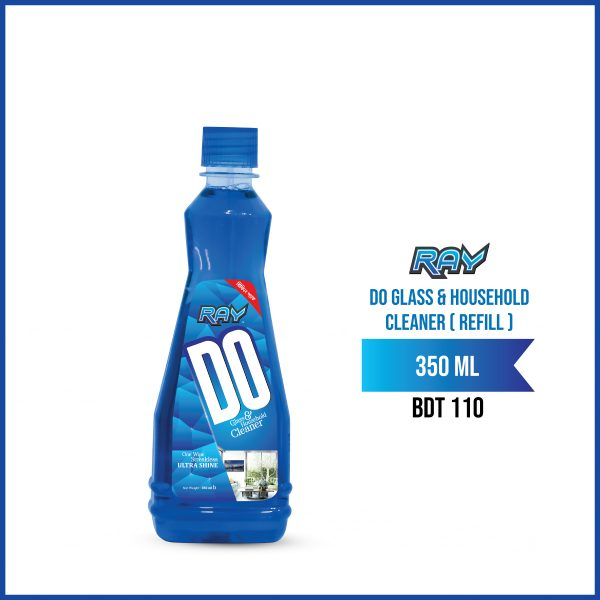 11_Ray DO Glass Cleaner (Refill)_350 ml
