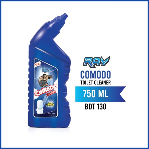 RAY Comodo Toilet Cleaner 750ml