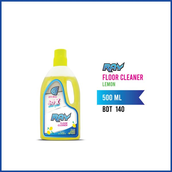 2_Ray Floor Cleaner (Lemon)_500 ml