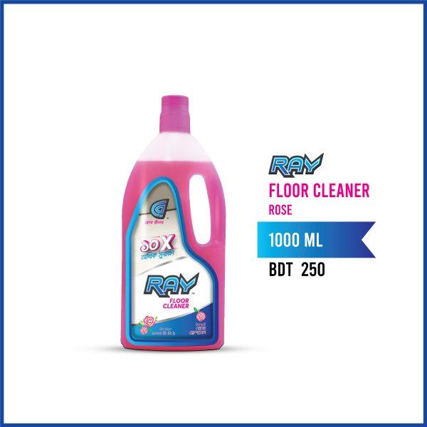 4_Ray Floor Cleaner (Rose)_1000 ml